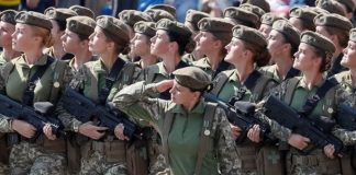 В украинской армии уравняли права женщин и мужчин - today.ua