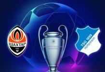"""Ліга чемпіонів: де дивитися онлайн """"Шахтар"""" - """"Хоффенхайм"""" - today.ua"""