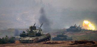 Китайці приїхали на російські навчання на окупованій території - today.ua