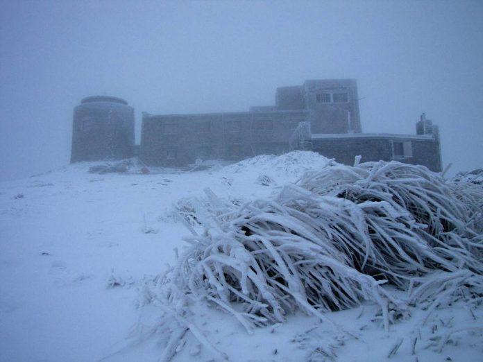 Зима близько: в Україні випав перший сніг - today.ua
