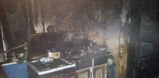 На Дніпропетровщині згоріла сім`я - today.ua