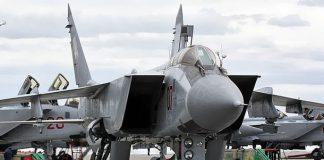 В России рухнул сверхзвуковой истребитель (фото) - today.ua