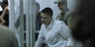 Суд залишив Надію Савченко під вартою - today.ua