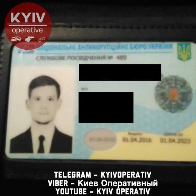 Працівника антикорупційного бюро затримали під кайфом - today.ua