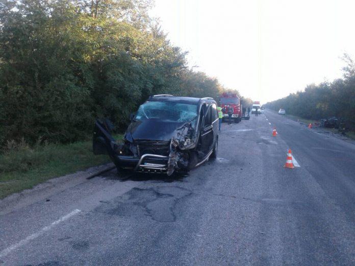 У страшній ДТП на Запоріжжі загинуло чотири людини - today.ua