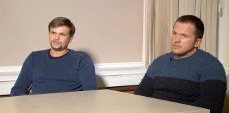 Підозрювані в отруєнні Скрипалів назвали свою причетність до справи «фатальним збігом» - today.ua