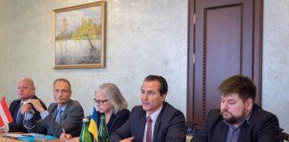 """Австрійська делегація завітала з робочим візитом до України"""" - today.ua"""