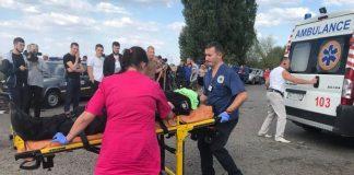 На Харківщині невідомі намагалися захопити елеватор - today.ua