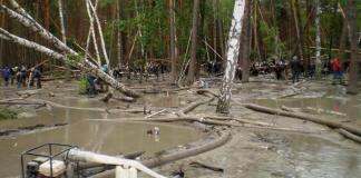 """ОБСЄ моніторить видобуток бурштину на Волині (відео) """" - today.ua"""