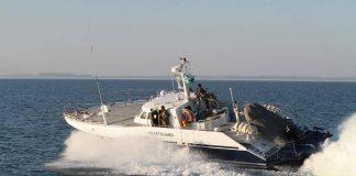 Украинские пограничники заявили о провокациях со стороны судна РФ в Азовском море - today.ua