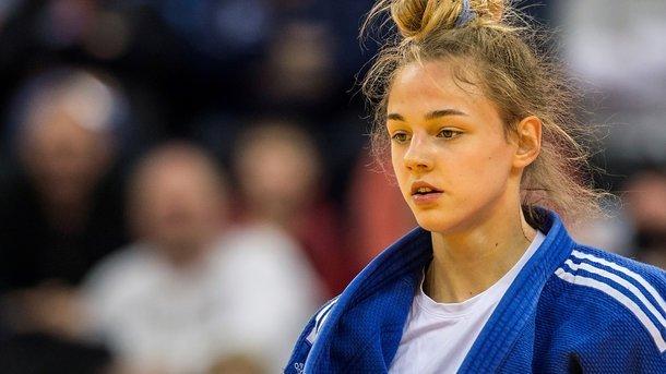 17-річна українка виграла чемпіонат світу з дзюдо (відео) - today.ua
