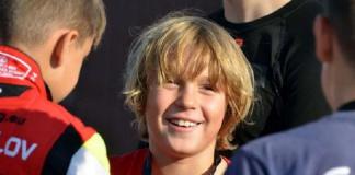 Дев'ятирічний українець переміг на чемпіонаті Європи з картингу - today.ua