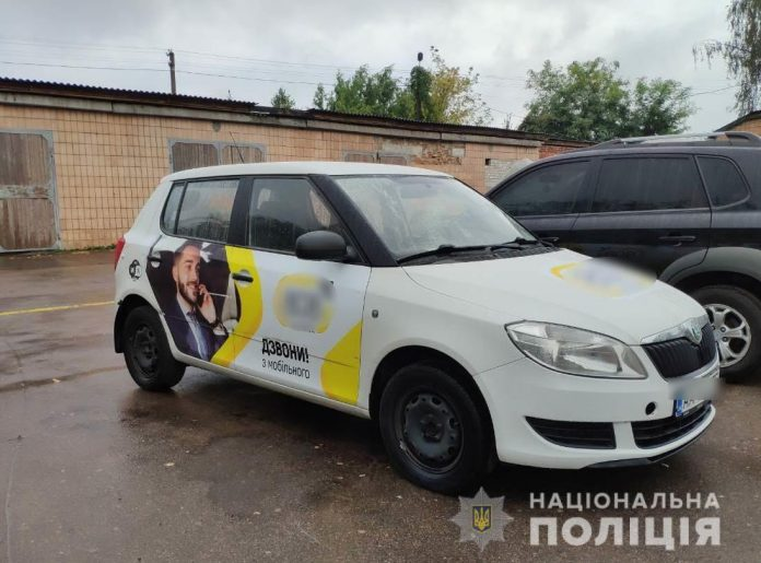 П`яний пасажир залишив таксиста без автівки - today.ua