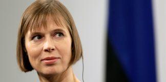 Президент Естонії зустріла Всесвітній день прибирання у Дніпрі - today.ua