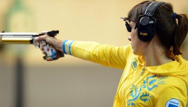 """Чемпіонат світу зі стрільби: Юлія Костевич виграла &quotзолото"""" і завоювала олімпійську ліцензію - today.ua"""
