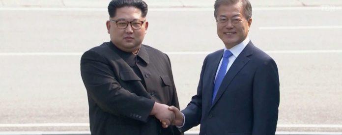 Лідер КНДР особисто зустрів президента Республіки Корея в аеропорту Пхеньяна - today.ua