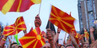 Тысячи македонцев посетили митинг в поддержку смены названия страны - today.ua