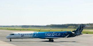 Лоукостер Nordica припинить польоти в київський аеропорт імені Ігоря Сікорського - today.ua