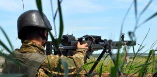 ВСУ нанесли потери боевикам на Донбассе - today.ua