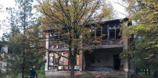 Жуткий пожар в Кривом Роге: горел детский сад - today.ua