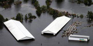 """Кількість жертв росте: у США шторм """"Флоренс"""" забрав 35 життів - today.ua"""