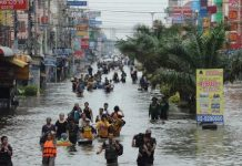Через повені у Таїланді постраждали понад 58 тисяч людей - today.ua