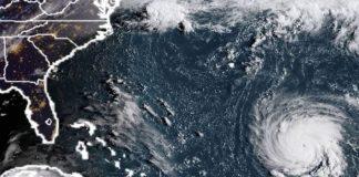"Через ураган ""Флоренс"" у США ввели надзвичайний стан - today.ua"