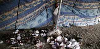68 осіб загинуло унаслідок теракту в Афганістані - today.ua