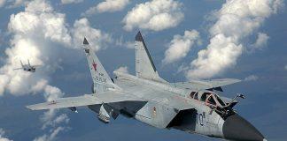 Падіння МіГ-31 в Росії : у мережі показали вражаюче відео - today.ua