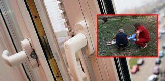 В Днепре из окна выпал первоклассник - today.ua