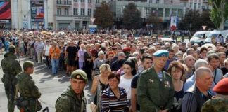 """Смерть Захарченко мало зацікавила жителів Донецька - ОБСЄ"""" - today.ua"""