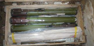 Бази бойовиків зі зброєю розсекретили на Донбасі - today.ua