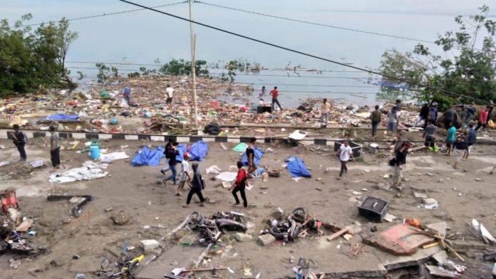 Індонезійський землетрус забрав життя понад 800 людей (фото, відео) - today.ua