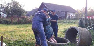 На Прикарпатті жінка намагалася втопитись у криниці - today.ua