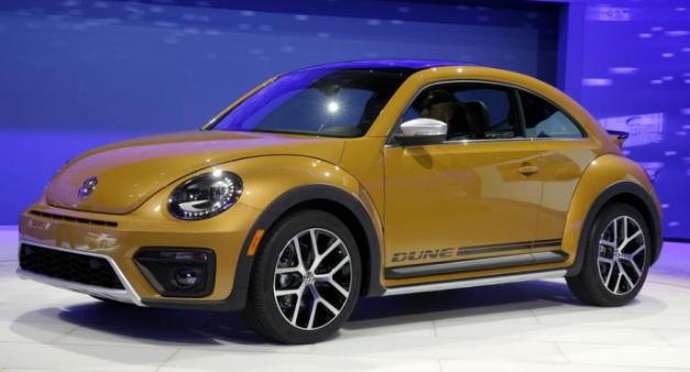 """Volkswagen прекращает производство культового автомобиля &quotЖук"""" - today.ua"""