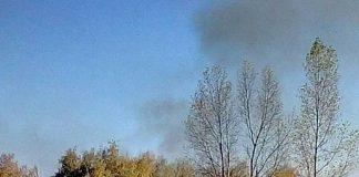Масштабна пожежа трапилась на військовому полігоні: є подробиці - today.ua
