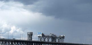 Замінування на Амурському мосту паралізувало рух у Дніпрі - today.ua