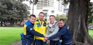 "Україна здобула першу медаль на ""Іграх нескорених"" у Сіднеї - today.ua"