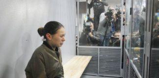 Харьковская трагедия: Зайцевой стало плохо в суде - today.ua