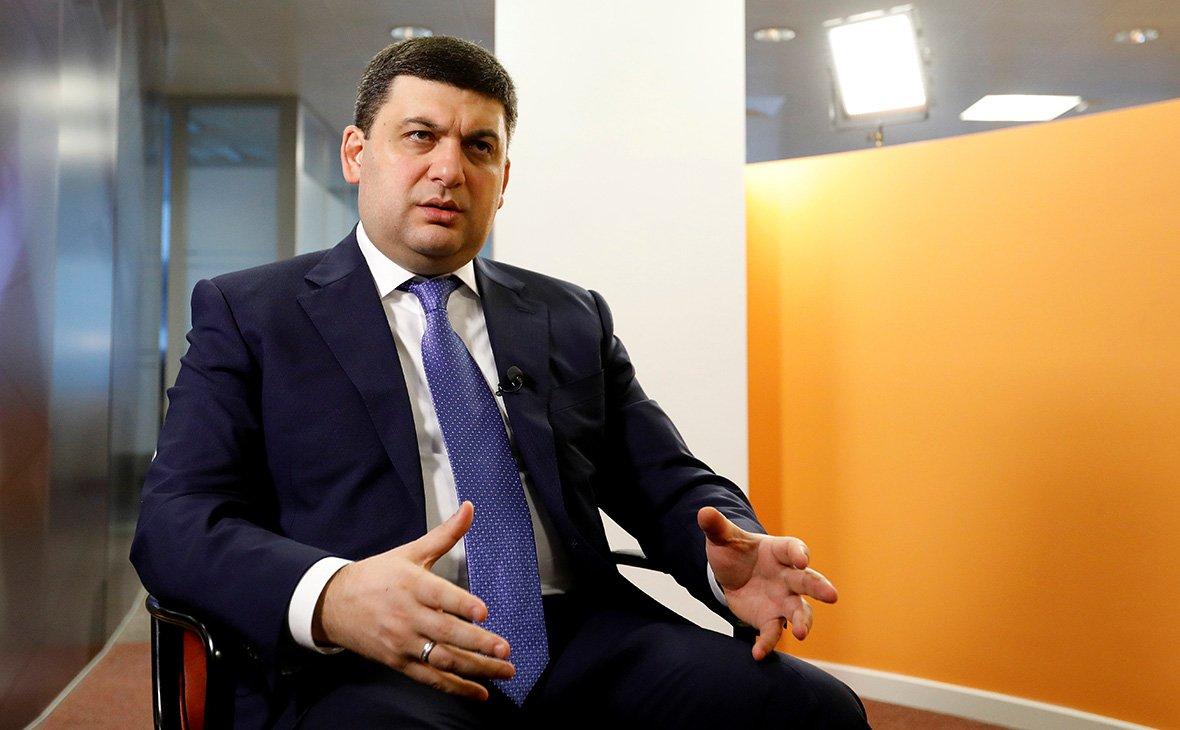 Зростання тарифів на газ значно менше за первинні вимоги МВФ — Гройсман - today.ua