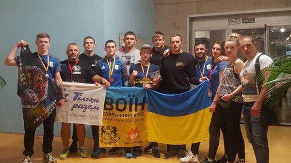Украина заняла второе место на чемпионате Европы по ММА - today.ua