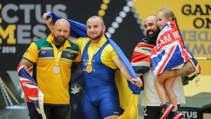 Украинская сборная завоевала третье золото на &quotИграх непокоренных&quot - today.ua