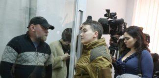 Суд оставил Надежду Савченко за решеткой - today.ua