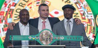 На благодійному аукціоні під час 56-го конгресу WBC зібрали майже 200 тисяч доларів на облаштування боксерського залу в Маріуполі - today.ua