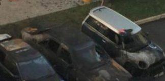 Неизвестные под Киевом сожгли автомобиль сотрудницы сельского совета - today.ua