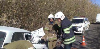 В тройном ДТП погибла женщина - today.ua