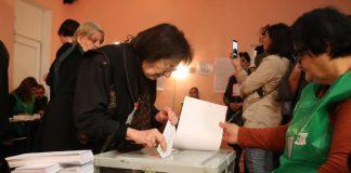 У Грузії востаннє обирають президента - today.ua