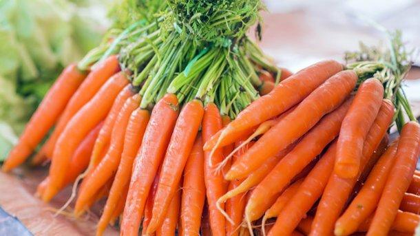 С рынка может исчезнуть украинская морковь - today.ua