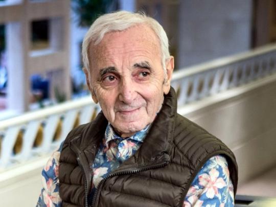 Помер легендарний Шарль Азнавур  - today.ua