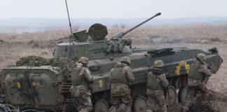 Сутки в ООС: ранено одного украинского военнослужащего - today.ua